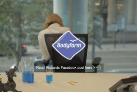 Bodyform Marketing Video