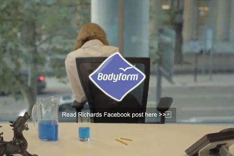Bodyform Marketing Video