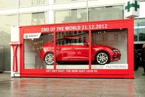 SEAT Leon FR Ambient Ad