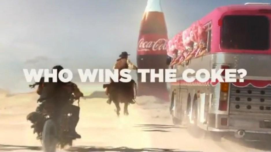 coke super bowl ad 2013