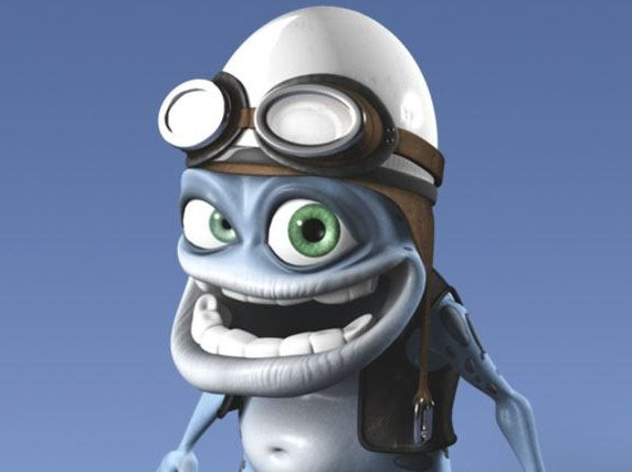 Crazy Frog Viral Marketing