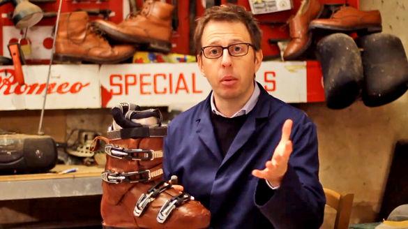 hertz retractible ski boots