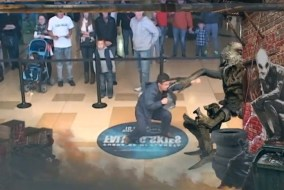 Falling Skies Augmented Reality Experience