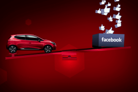 Renault Clio FB Like