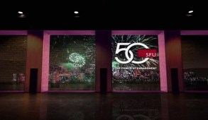 SFU-Projection-Mapping