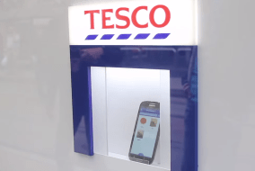 Worlds Smallest Tesco Store