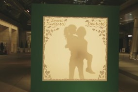 Japanese Kissing Booth Allows People to Show Public Affection in the Most Romantic Way