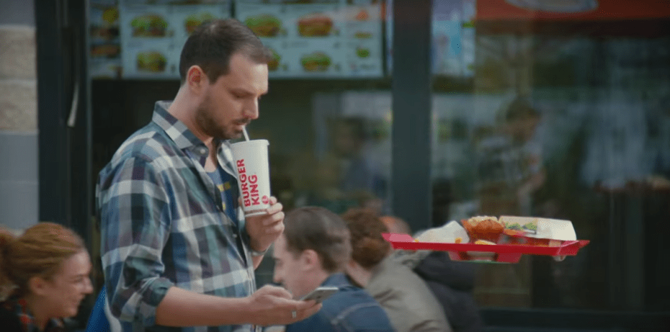 Burger King Goes Back to The Future With Hovertray