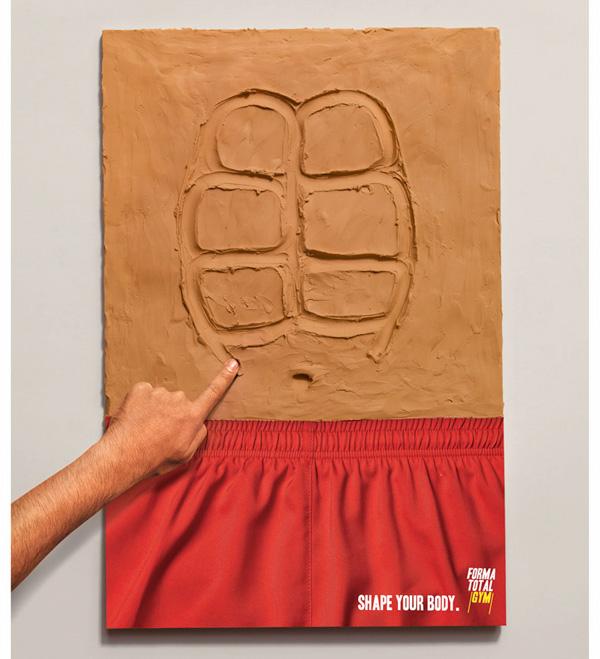 gym reklamı