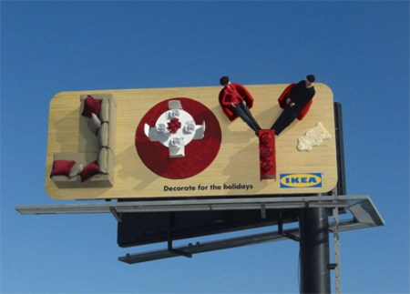 25 Must See Creative Outdoor Billboard Examples Guerrilla Marketing Photo