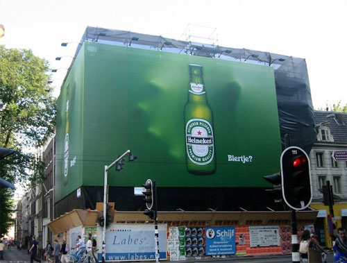 17 International Ambient Marketing Examples Guerrilla Marketing Photo