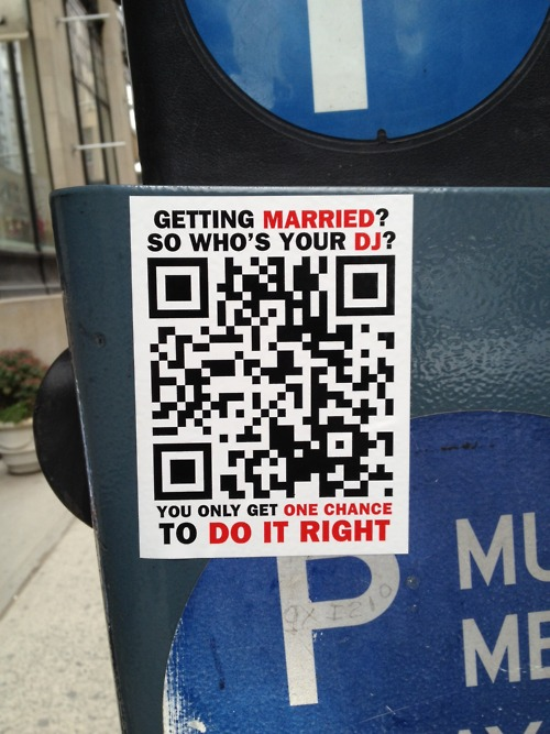 12 Examples of QR Code Disasters Guerrilla Marketing Photo