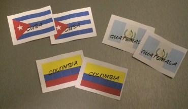 banderas-pairs