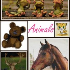 Animal Cross Stitch Patterns