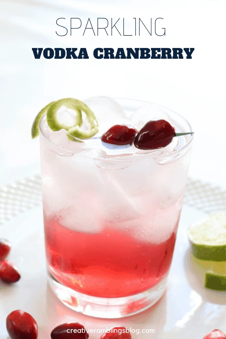 Large Of Cranberry Juice And Vodka