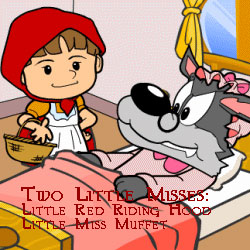 Two Little Misses CD