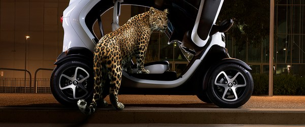 Renault Twizy wild style