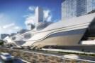 Zaha Hadid's Metro Station Concept in Saudi Arabia