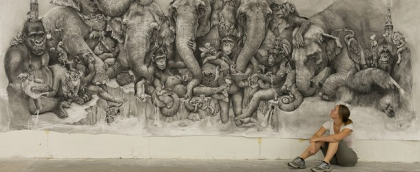Surreal Pencil Drawings by Adonna Khare