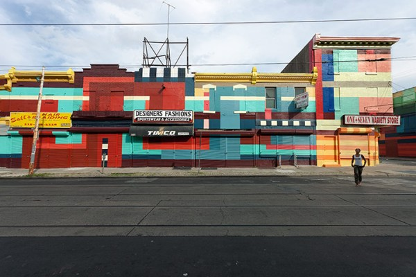 Philly Painting Mural