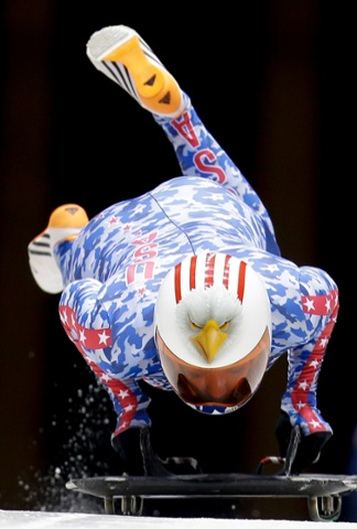 Sochi Olympics Skeleton Women