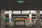 'NY Train Project', An Online Gallery That Pays Tribute to the Varying Styles of 118 Different Subway Stations