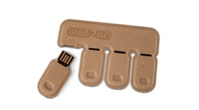 Gigs 2 Go USB Flash Drive
