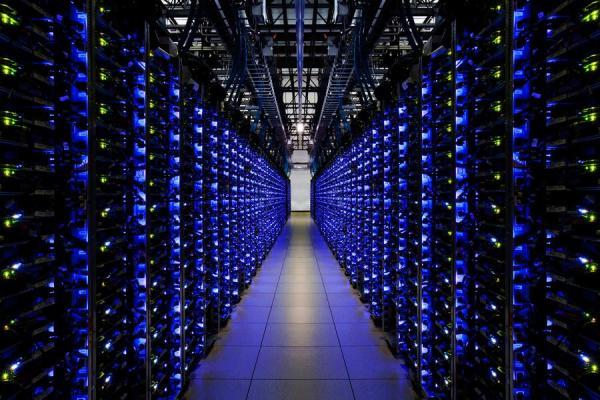 Google Data Center 3