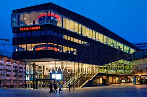 How a New Dutch Library Set New Attendance Records