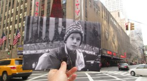Movie Stills Juxtaposed Against Their Real-World Locations