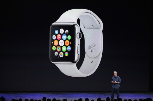 Apple iWatch varieties