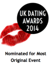 Creative Yoga London Yoga Dating Nominated for Most Original Dating Event at UK Dating Awards 2014