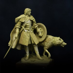 The Knight of the Wolf