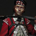 Grenadier 71st foot, Fraser's Highlanders, 1780 - by Fernando Ruiz