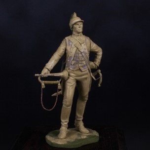 Trumpeter, 3rd Continental Light Dragoons, 1781
