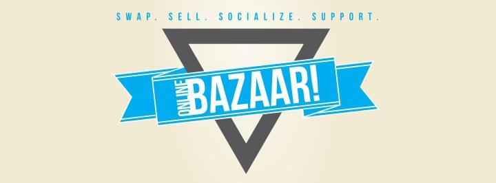 online bazaar banner