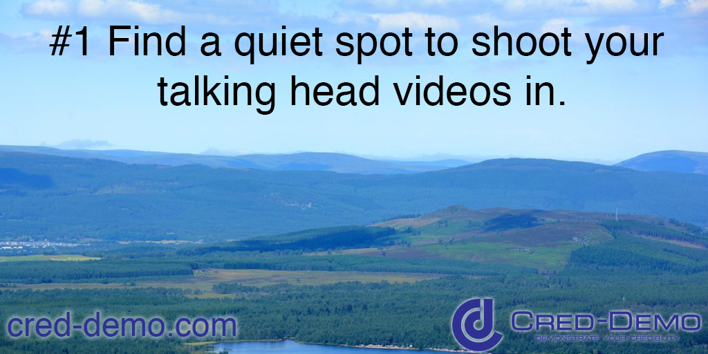 Record Sound In A Quiet Place