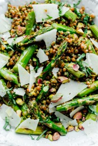 arugula-pistachio-pesto-wheat-berry-salad-with-roasted-asparagus-1-17-600x895