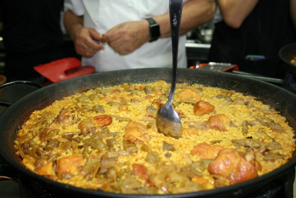 test paella - Crema Catalana - blog over Spanje