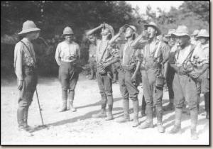 kinine - Engelse soldaten