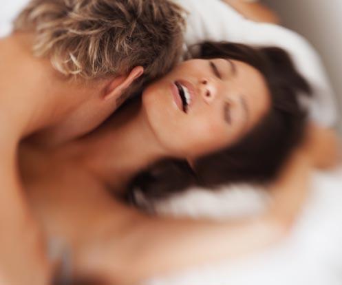 romantic sex in bed