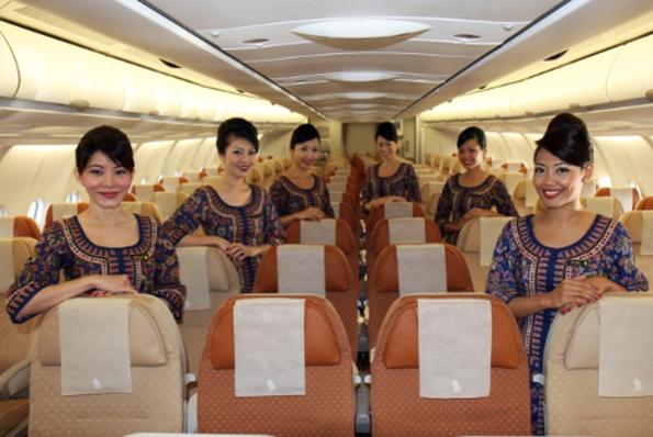 9-Singapore Airlines