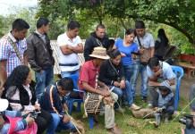 Saberes y Prácticas Educativas Propias en la Segunda Minga de Pensamiento en San Andres de Pisimbala