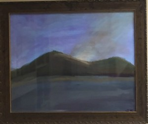 Painting at Pickwick