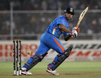 Suresh Raina Rains Runs