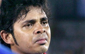 Sreesanth Speaks On Spot Fixing