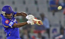 Sanju Samson – displaying maturity and determination at a young age