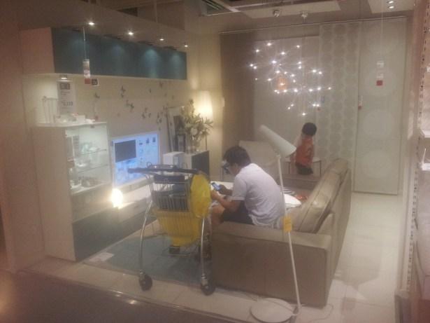 wuxi_ikea_third_floor_furniture_exhibition_69