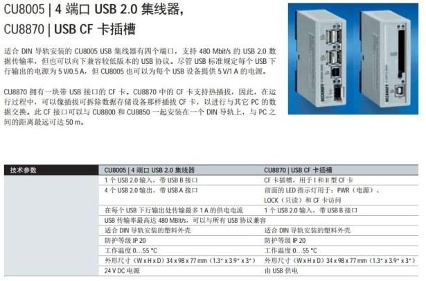 4 port usb 2.0 hub cf card slot