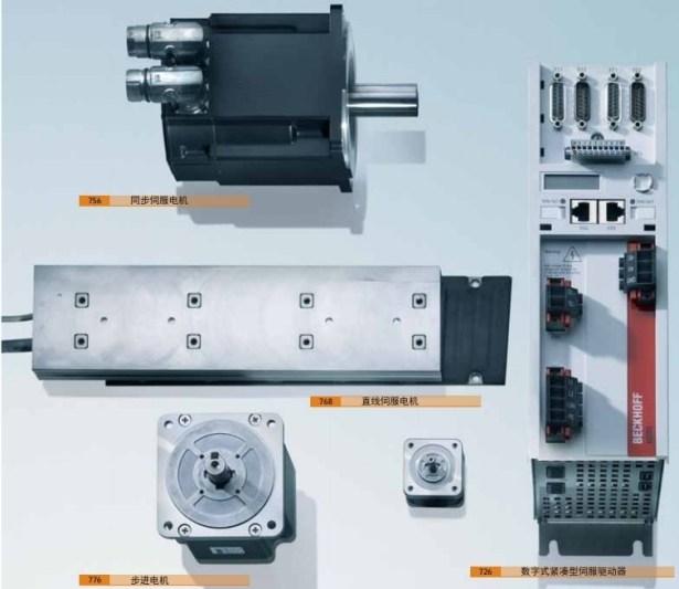 Beckhoff motor series